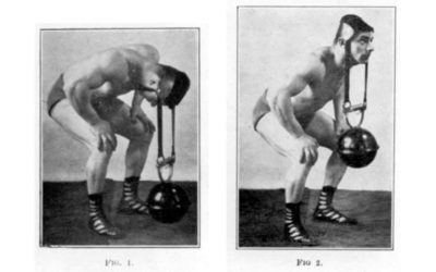 Siegmund Klein's Exercise for Developing a Powerful Neck