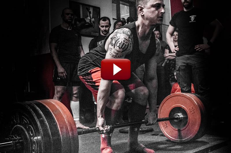 4 StrongFirst SFL Barbell Tips: Deadlift, Bench Press, Back Squat, Military Press
