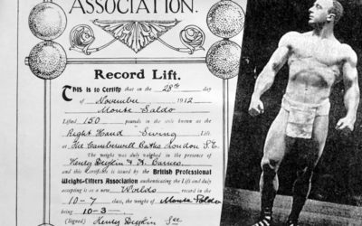 Monte Saldo's Secret of the First Ever Bodyweight Dumbbell  Swing