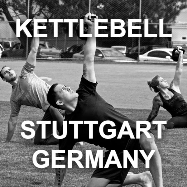 SFG Kettlebell Course Germany
