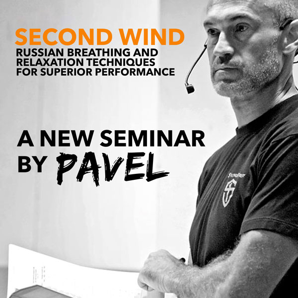 Second Wind by Pavel