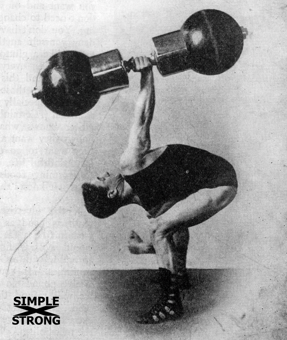 Dumbbell Bent Press