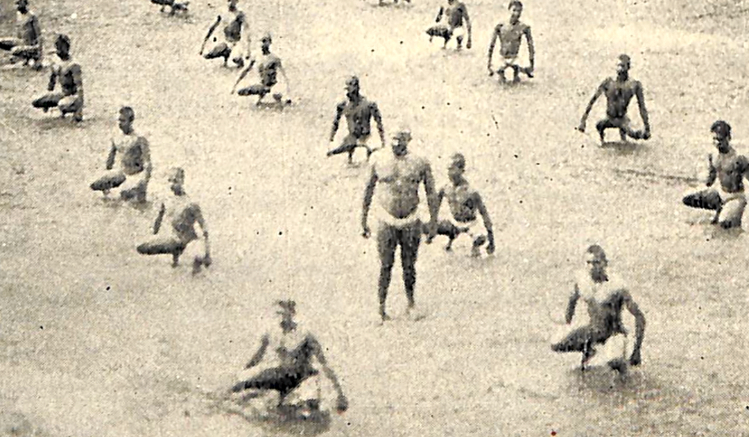 Baithaks aka Hindu Squats