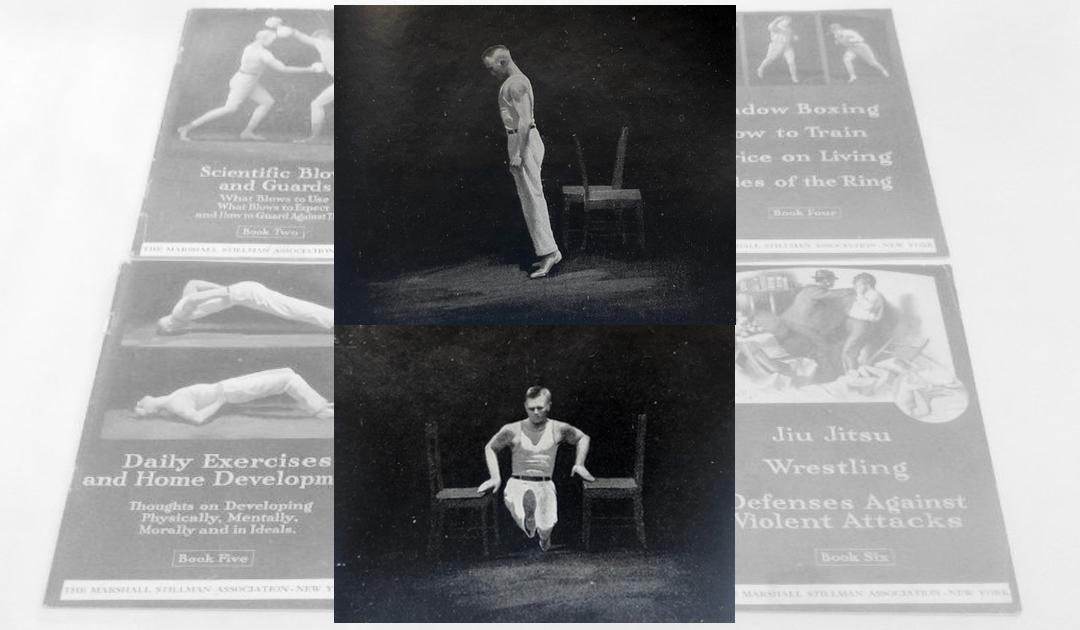 Daily Exercises and Home Development [1922]: Part 3 – Foot Exercises & Leg Exercise